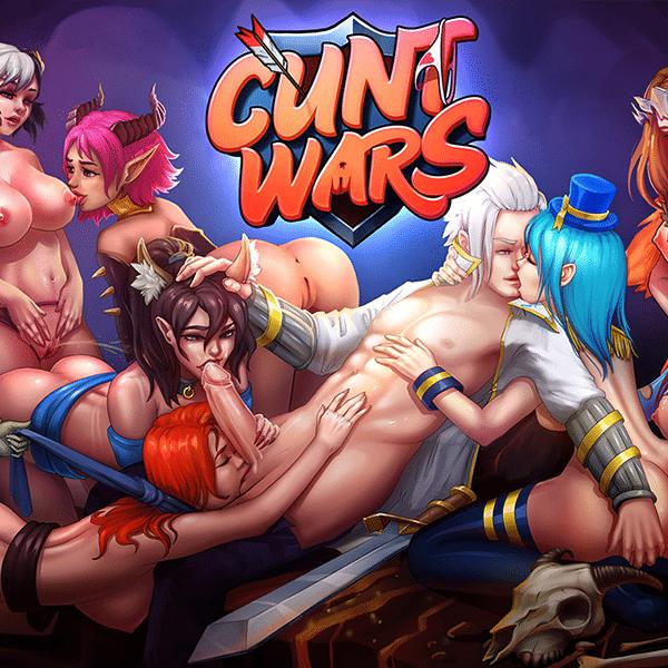 Cunt Wars Avis & Test du Meilleur Jeu Hentai