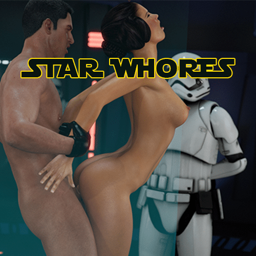 Star Whores Avis & Test du Jeu Porno Star Wars